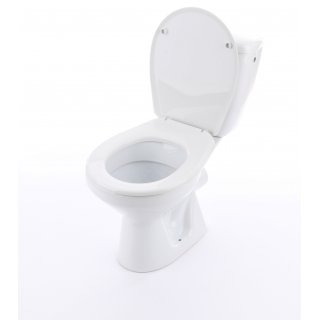 Kompakt WC Mito 3/6 odpływ poziomy z deską PP CERSANIT