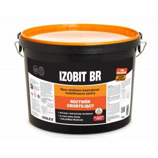 Roztwór do gruntowania Izobit BR 18 kg IZOLEX