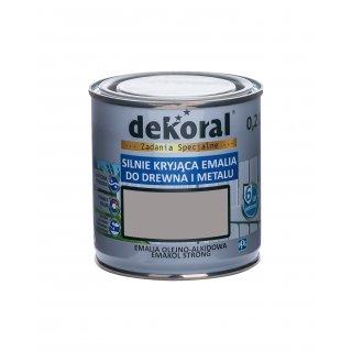 Emakol Strong szary jasny m.0,2l DEKORAL