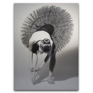 Obraz Canvas Glam Balerina 60x80 STYLER