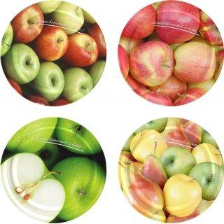 136521 - Zakrętka fi 82/6 - 10 szt. -jabłka, grusz
