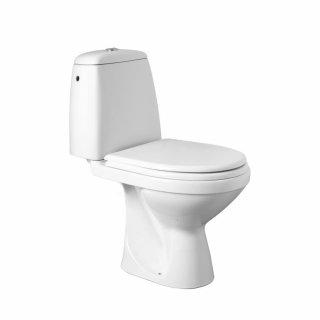Kompakt WC Solo odpływ pionowy 3/6 L + deska KOŁO