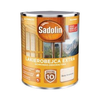 Impregnat do drewna  Biały Kremowy 0,75L Sadolin Extra