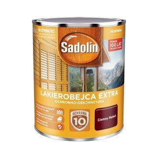 Impregnat do drewna  Ciemny Mahoń 0,75L Sadolin Extra