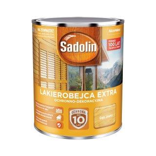 Impregnat do drewna  Dąb Jasny 0,75L Sadolin Extra