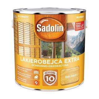 Impregnat do drewna  Dąb Jasny 2,5L Sadolin Extra