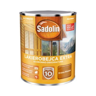 Impregnat do drewna  Drzewo Wiśniowe 0,75L Sadolin Extra