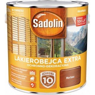 Impregnat do drewna Merbau 2,5L Sadolin Extra