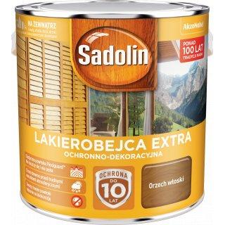 Impregnat do drewna Orzech Włoski 2,5L Sadolin Extra