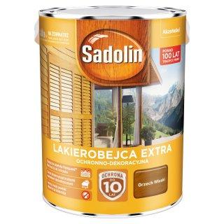 Impregnat do drewna Orzech Włoski 5L Sadolin Extra