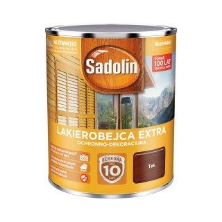 Impregnat do drewna  Tek 0,75L Sadolin Extra