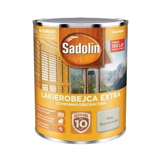 Impregnat do drewna  Biały Skandynawski 0,75L Sadolin Extra