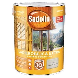 Impregnat do drewna Biały Skandynawski 5L Sadolin Extra
