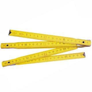Miara drewniana składana 1m 5 części PROFIX