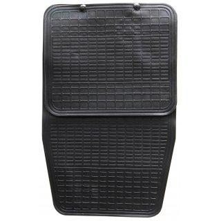 Dywaniki samochodowe gumowe czarne PROFAST