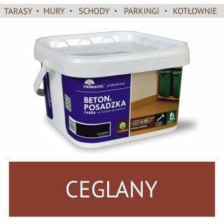 Farba do betonu i posadzki ceglany 2,5l PRIMACOL
