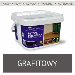 Farba do betonu i posadzki grafitowy 2,5l PRIMACOL