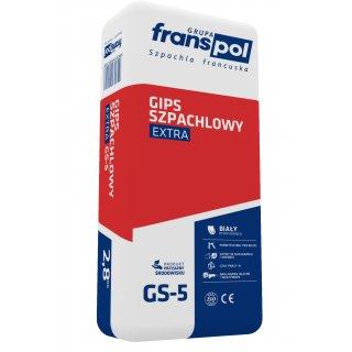 Gips szpachlowy 2,8 kg Extra FRANS-POL
