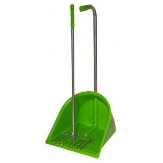 Zestaw do sprzątania Mistboy łopata + grabie CAN AGRI