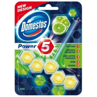 Zawieszka do WC 55 g power lime DOMESTOS