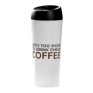 Kubek termiczny Happy /Coffee 400 ml AMBITION