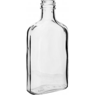 Butelka na nalewki piersiówka 200ml 10szt BROWIN