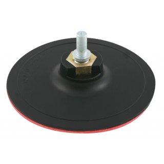 Dysk gumowy 125 mm m14 + adapter PROFIX
