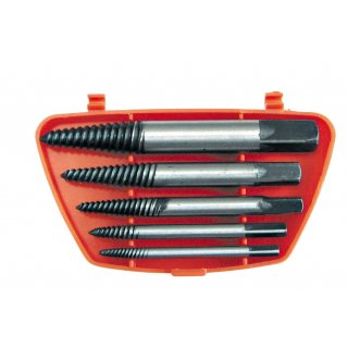 Wykrętaki do śrub fi 3.3-19mm zestaw PROFIX