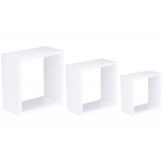 Półka wisząca biała FSS VELANO
