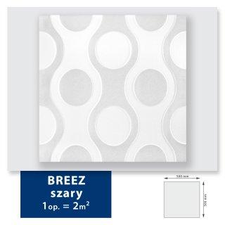 Panel dekor 3D Las 50x50cm 1m2 DOMSTYL