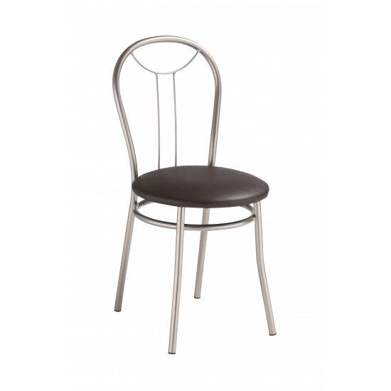 Krzesło kuchenne venge Selena silver NOWY STYL