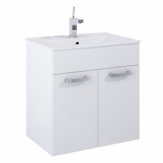 Zestaw mebli szafka z umywalką Reno 60 cm ELITA