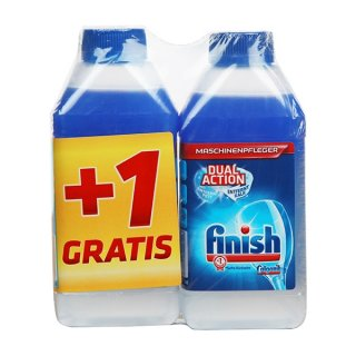 Czyścik do zmywarek 2x250 ml FINISH
