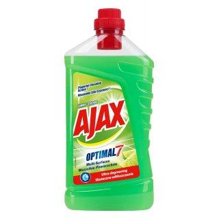 Płyn czyszczący uniwersalny 1L pomarańcza cytryna AJAX