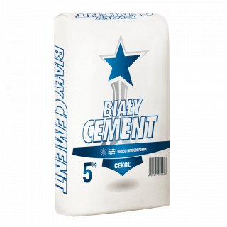 CEKOL BC-52 biały cement