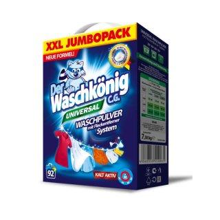 Proszek do prania uniwersalny 7,5 kg WASH