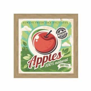 Obraz na ścianę motyw jabłka KNOR