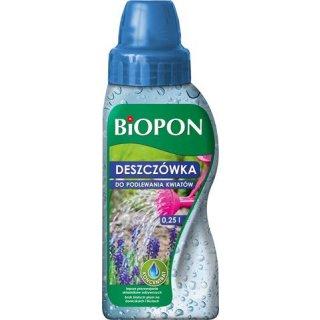 Deszczówka do podlewania kwiatów 0,25l BIOPON