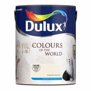 Farba do wnętrz Antyczny Marmur 5L Kolory świata DULUX
