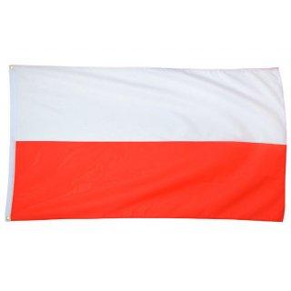 Flaga Polski 90x150 cm VOG