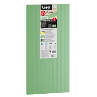 CZR Podkład panel. PRESTIGE 55 [arkusz 1,00x0,50m] 5,0mm Zielony [op=55m2; pal=440m2]