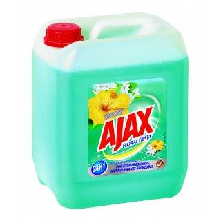 Płyn czyszczący uniwersalny niebieski 5L AJAX