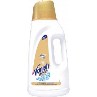 Odplamiacz 1,8 L do białych tkanin VANISH GOLD