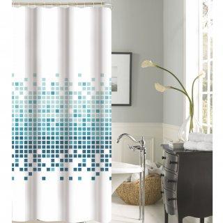 Zasłonka prysznicowa 180x200 cm GALICJA