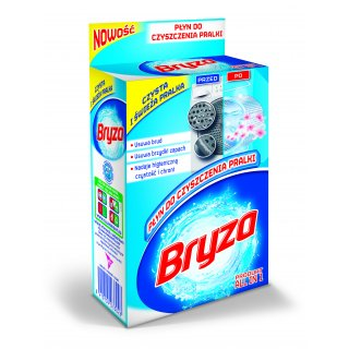 Płyn do czyszczenia pralki 250 ml BRYZA