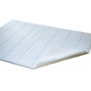 Dywanik łaznienkowy biały TUVA
