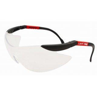Okulary ochronne bezbarwne regulowane PROFIX