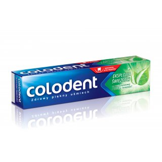 Pasta do zębów colodent super COLGATE PALMOLIVE