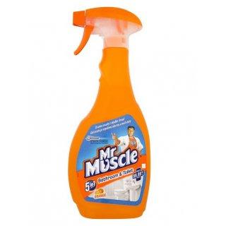 Spray do czyszczenia MR MUSCLE 5w1 Łazienka 500 ml