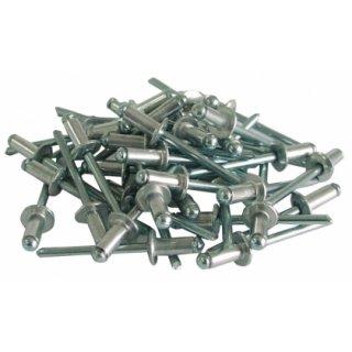 Nity zrywalne aluminiowe 48-8mm szt.50 PROFIX